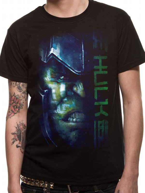 Hulk Script - Thor Ragnarok T-shirt Price £14 99 ID 3020
