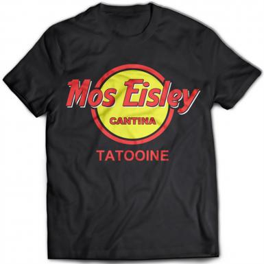 Mos Eisley Cantina Mens T-shirt