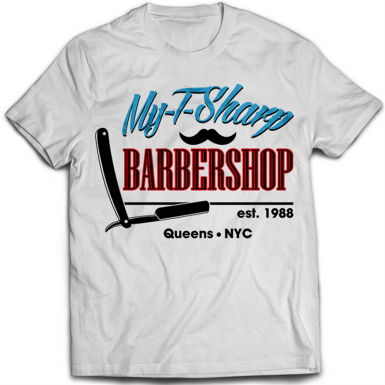 My T-Sharp Barber Shop