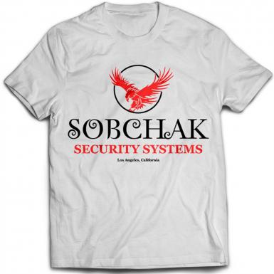Sobchak Security Mens T-shirt