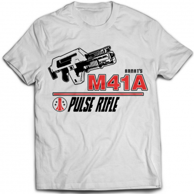 M41A Pulse Rifle Mens T-shirt