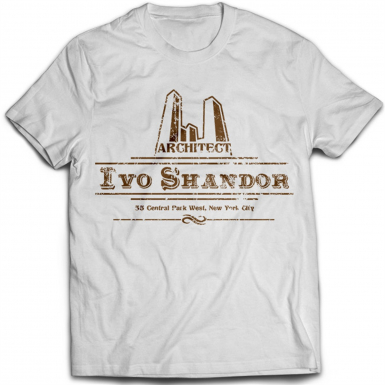 Architect Ivo Shandor Mens T-shirt