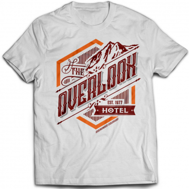 The Overlook Hotel Mens T-shirt
