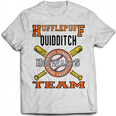 Hufflepuff Team Mens T-shirt