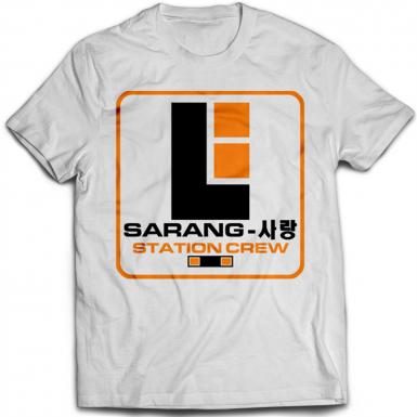 Mine Base Sarang Mens T-shirt