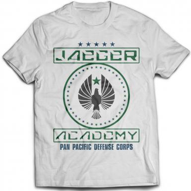 Jaeger Academy Mens T-shirt