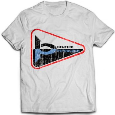 Benthic Petroleum Mens T-shirt
