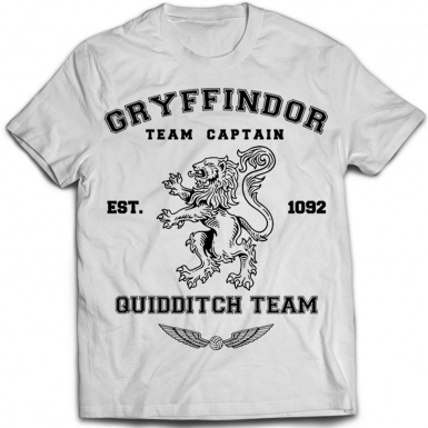 Gryffindor Team Mens T-shirt