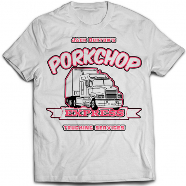 The Pork Chop Express Mens T-shirt