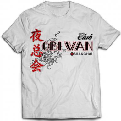 Club Obi Wan Mens T-shirt
