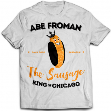 Abe Froman Mens T-shirt