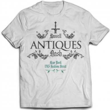 Russell Nash Antiques