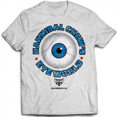 Hannibal Chew Mens T-shirt