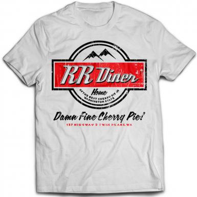 RR Diner Mens T-shirt