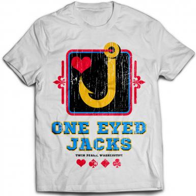 One Eyed Jacks Mens T-shirt