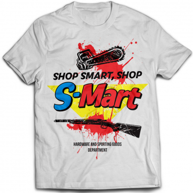 Shop Smart Shop S-Mart Mens T-shirt