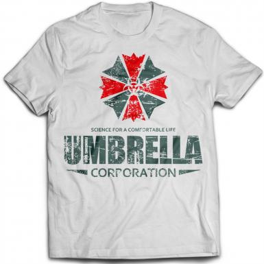Umbrella Corporation Mens T-shirt