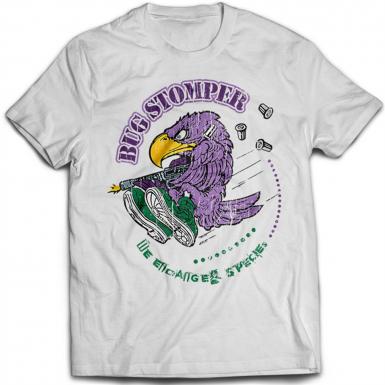 Bug Stomper Mens T-shirt