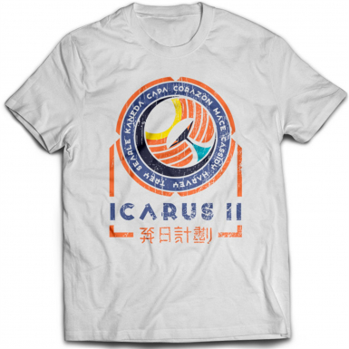 ICARUS II Mens T-shirt