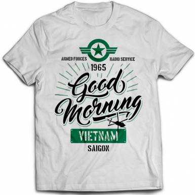 Good Morning, Vietnam Mens T-shirt