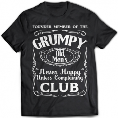 Grumpy Old Men's Club