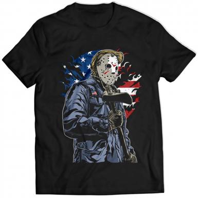 The American Killer Mens T-shirt