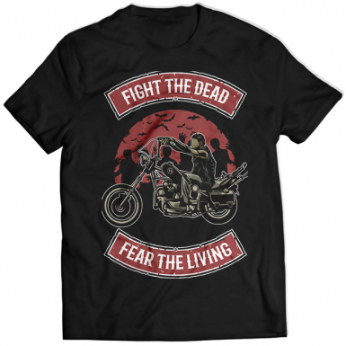 Fight The Dead Mens T-shirt