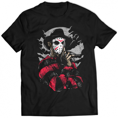 Freddy VS Jason Mens T-shirt