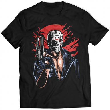 Jason Will Be Back Mens T-shirt