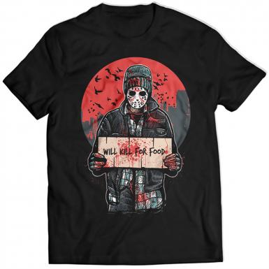 Kill For Food Mens T-shirt
