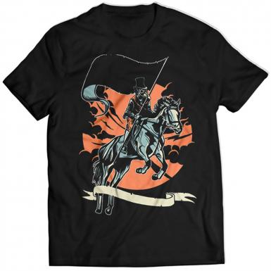 Plague Doctor Mens T-shirt