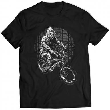 Ride Bike To Kill Mens T-shirt