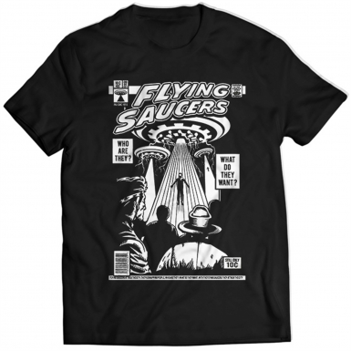 UFO Mens T-shirt