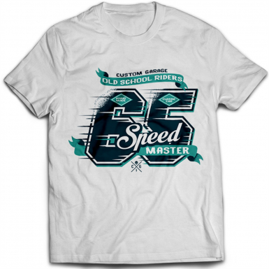 Speed Master Mens T-shirt