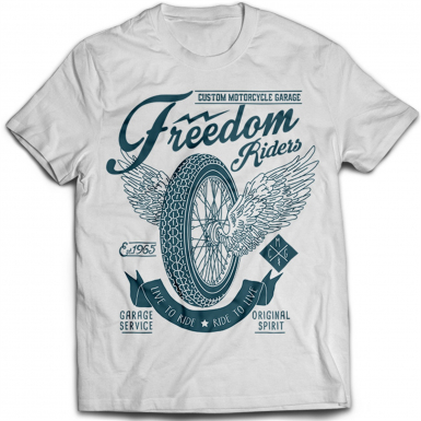 Freedom Riders Mens T-shirt