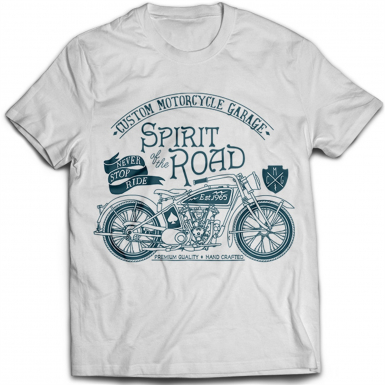 Spirit Road Mens T-shirt