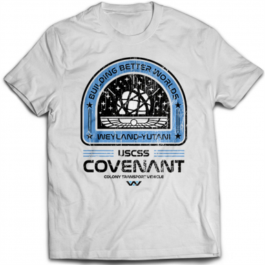 Covenant Mens T-shirt