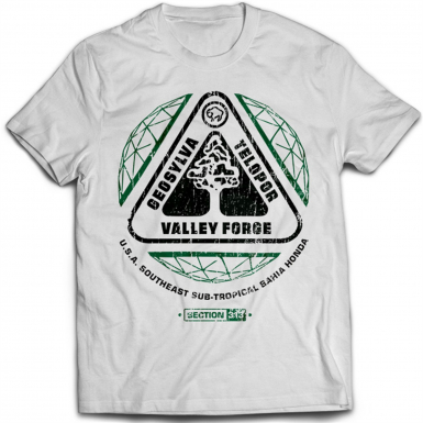 Valley Forge Mens T-shirt
