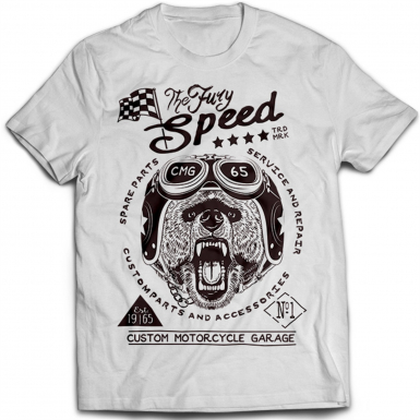 The Fury Speed Mens T-shirt