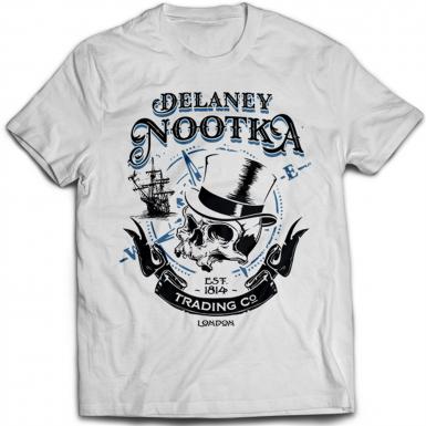 Delaney Nootka Mens T-shirt