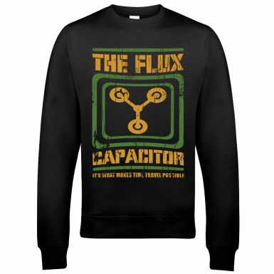 Flux Capacitor Unisex Sweatshirt