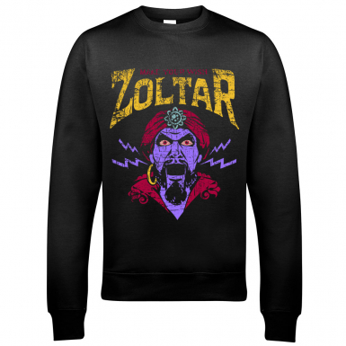 Zoltar Speaks Unisex Sweatshirt