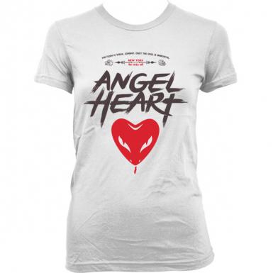 Falling Angel (Angel Heart) Womens T-shirt