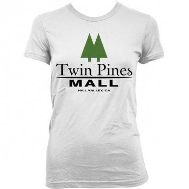 Twin Pines Mall Womens T-shirt