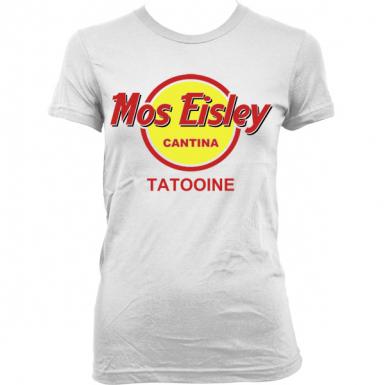 Mos Eisley Cantina Womens T-shirt