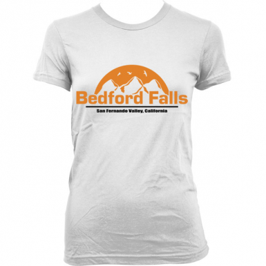 Bedford Falls Womens T-shirt