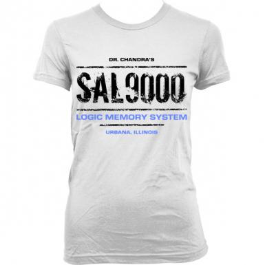 SAL 9000 Womens T-shirt