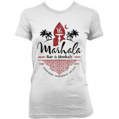 Marhala Bar Womens T-shirt