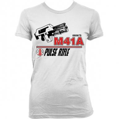 M41A Pulse Rifle Womens T-shirt