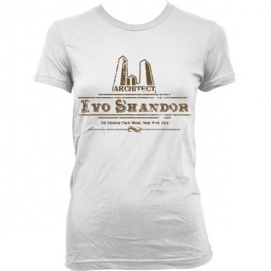 Architect Ivo Shandor Womens T-shirt